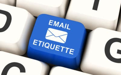 How Simple Courtesy Can Help You Send Better E-Mail
